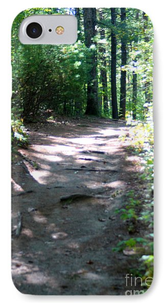 Noanet Woodlands Hiking Trail IPhone Case