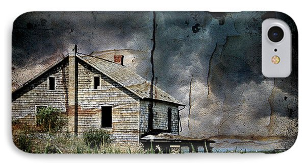 Nobody's Home Phone Case by Lois Bryan