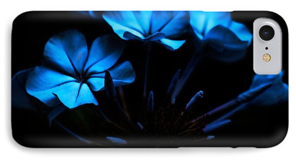 Nocturnal Blue IPhone Case