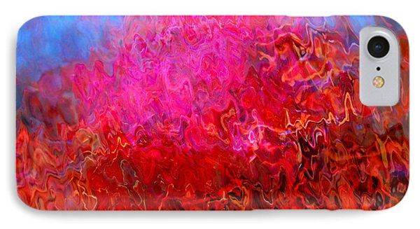 Inferno IPhone Case by Susan Schroeder