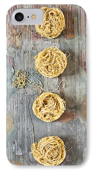 Noodles IPhone Case by Tom Gowanlock