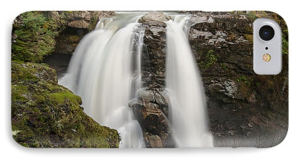 Nooksack Falls IPhone Case by Crystal Hoeveler