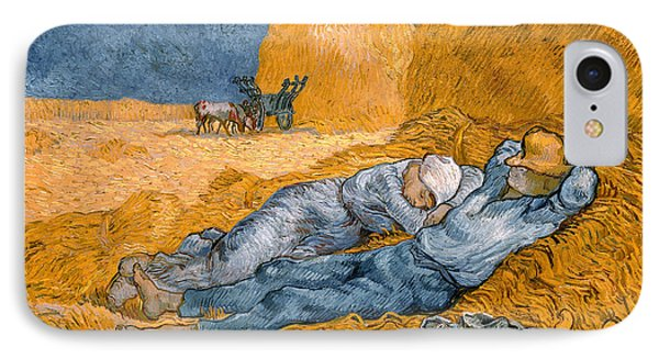 Noon The Siesta After Millais IPhone Case
