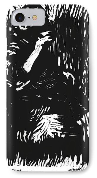 Noonday Thirst Phone Case by Seth Weaver