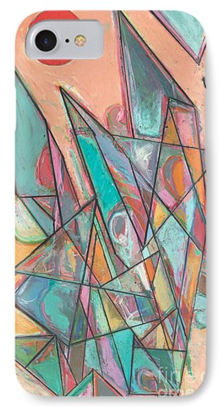 Noontime Phone Case by Allan P Friedlander