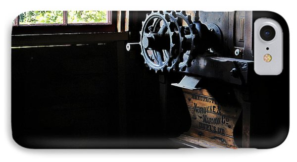 IPhone Case featuring the photograph Nordyke Marmon Grind Me A Pound by Lee Craig
