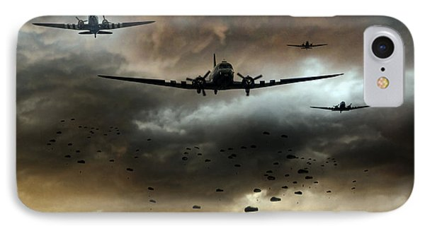 Normandy Invasion IPhone Case