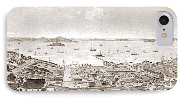North Beach San Francisco 1861 IPhone Case