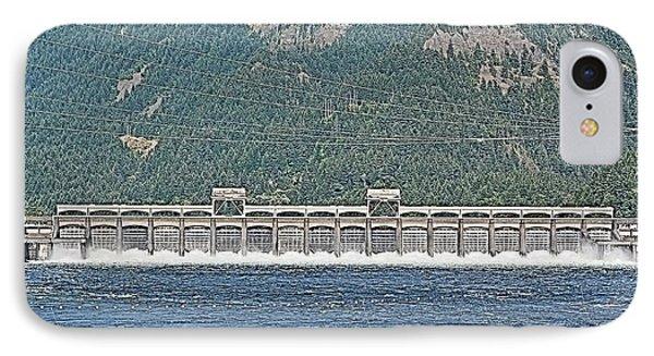 North Bonneville Dam IPhone Case
