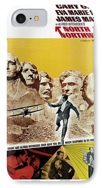 North By Northwest - 1959 IPhone Case by Georgia Fowler
