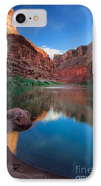 North Canyon Number 1 IPhone Case by Inge Johnsson