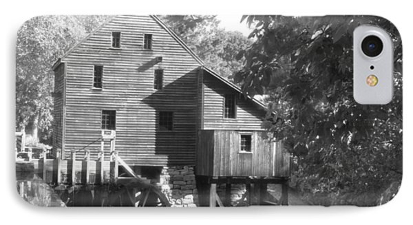North Carolina Watermill IPhone Case by Dwight Cook