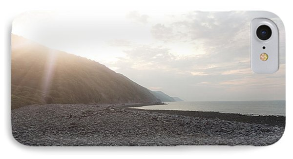 IPhone Case featuring the photograph North Devon Coast by Jayne Wilson