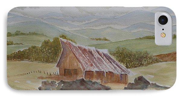 North Of Winnemucca IPhone Case by Joel Deutsch