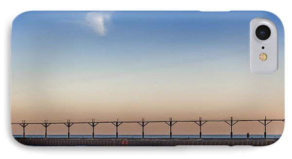 North Pier IPhone Case by John Crothers