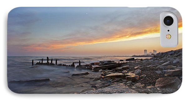 North Point Sunset IPhone Case