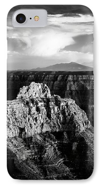 North Rim Phone Case by Dave Bowman