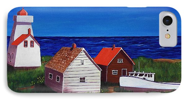 North Rustico - Prince Edwards Island IPhone Case by Anastasiya Malakhova