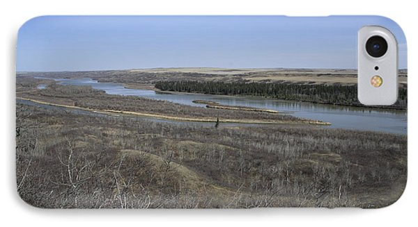 North Saskatchewan River IPhone Case