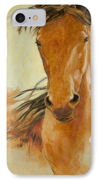 Northbound IPhone Case by Tracie Thompson