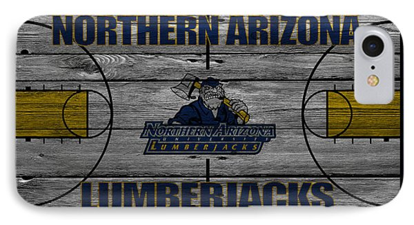 Northern Arizona Lumberjacks IPhone Case by Joe Hamilton