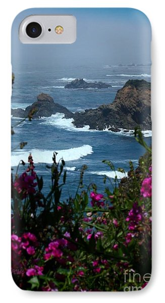 Northern Coast Beauty IPhone Case by Patrick Witz