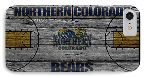 Northern Colorado Bears IPhone Case by Joe Hamilton