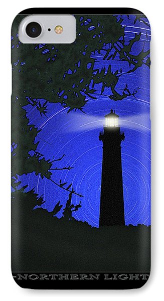 Northern Light Phone Case by Mike McGlothlen