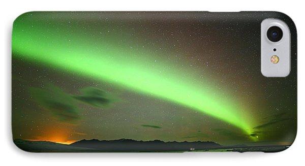 Northern Lights 2 IPhone Case by Mariusz Czajkowski