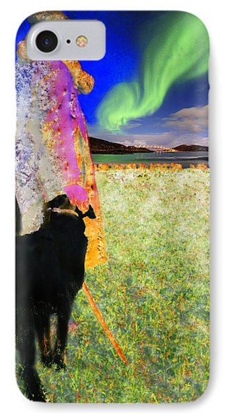 Northern Lights Phone Case by Chuck Staley