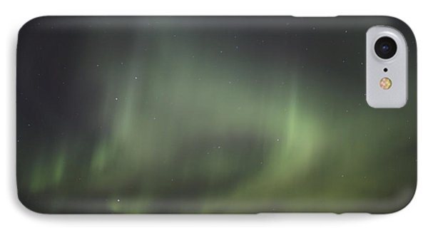 IPhone Case featuring the photograph Northern Lights Over Wroxton by Ryan Crouse