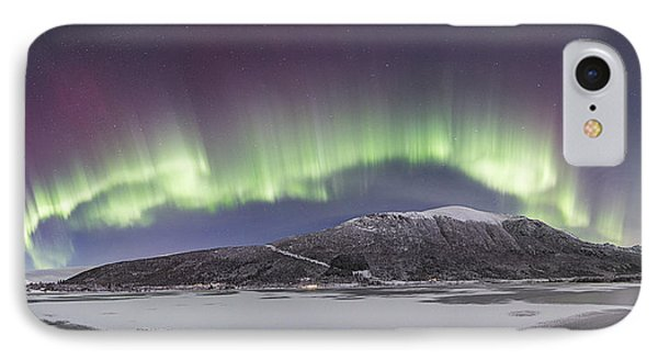 Northern Lights Panoramic IPhone Case