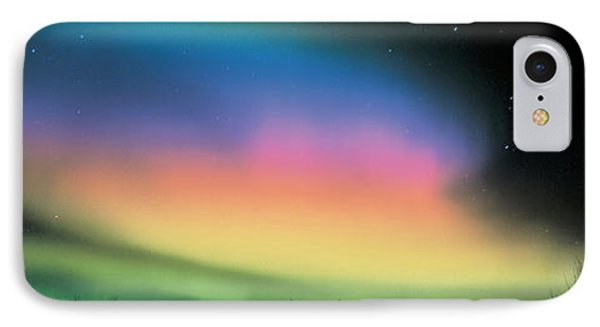 Northern Lights IPhone Case by Panoramic Images