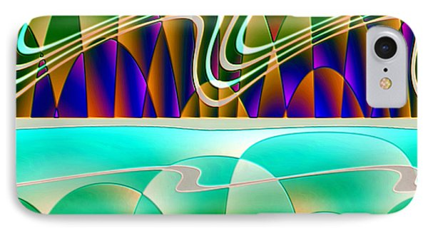 Northern Lights Phone Case by Raul Ugarte