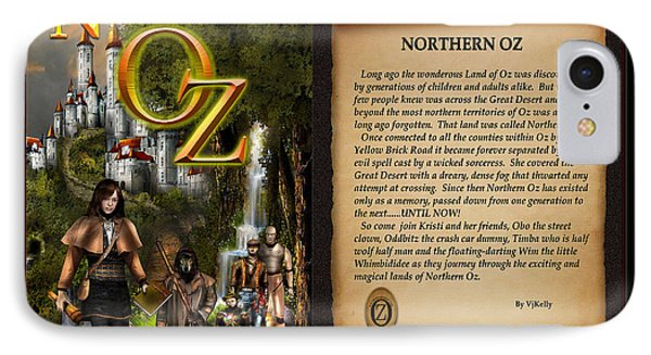 Northern Oz Cover And Intro 48 IPhone Case