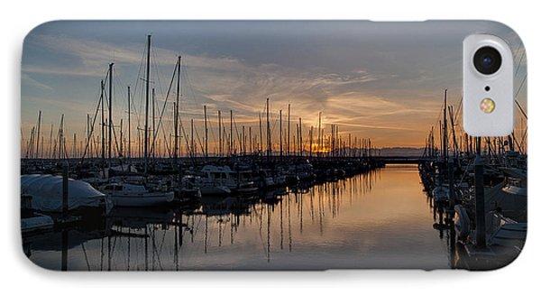 Northwest Marina Tranquility IPhone Case
