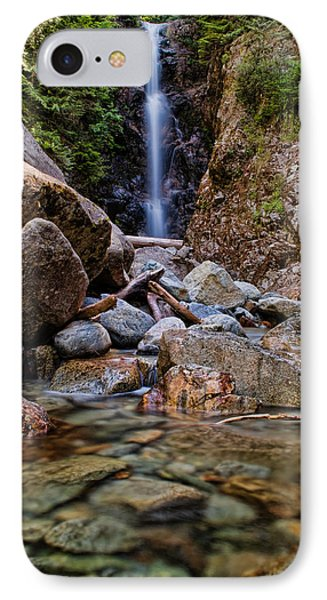 Norvan Falls IPhone Case by James Wheeler