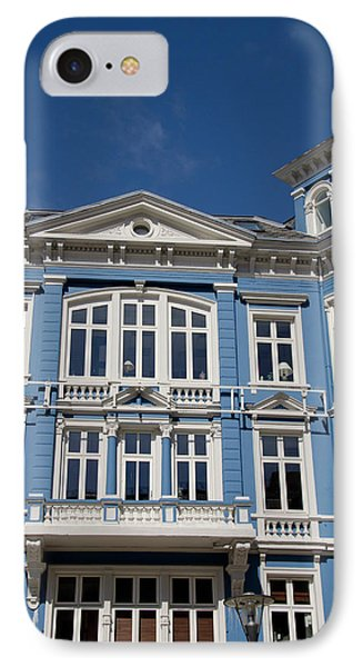 Norway, Bergen Historic Downtown Homes IPhone Case by Cindy Miller Hopkins