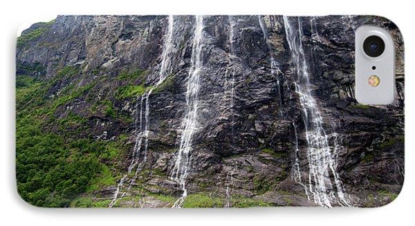 Norway, Geiranger IPhone Case by Kymri Wilt