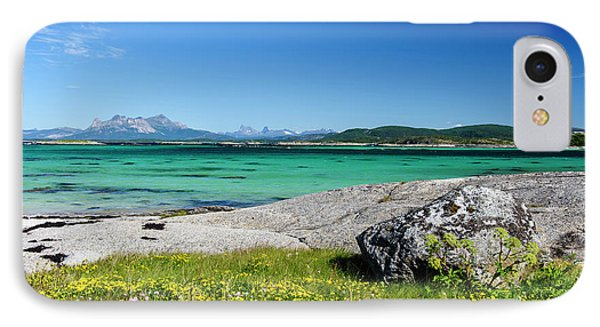 Norway Glacially Polished Rock Slabs IPhone Case by Fredrik Norrsell