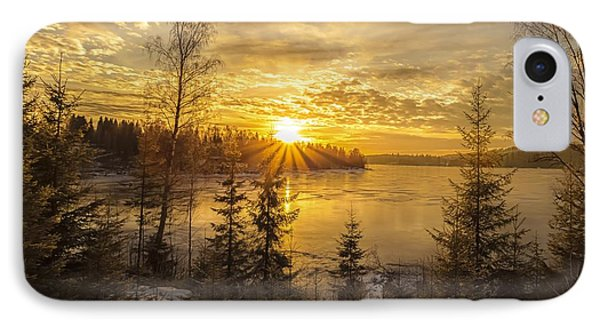 Norway Hedmark IPhone Case by Rose-Maries Pictures