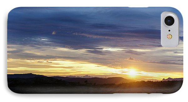 Norway 'midnight Sun', The Sun Is Still IPhone Case by Fredrik Norrsell