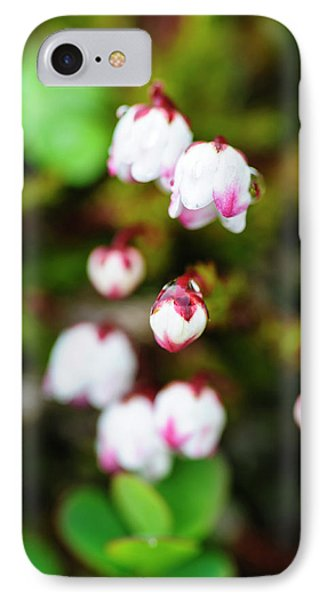 Norway Moss Bell Heather Or Mossplant IPhone Case by Fredrik Norrsell