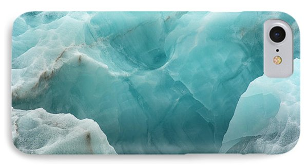 Norway Svalbard Spitsbergen Hornsund IPhone Case by Inger Hogstrom