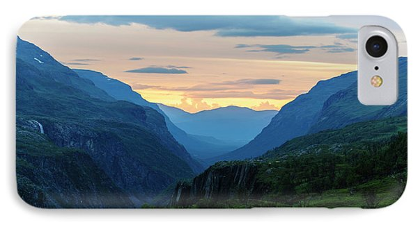Norway, Troms Sordalen IPhone Case by Fredrik Norrsell