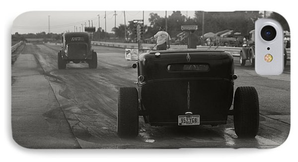 Nostalgia Drags IPhone Case by Dennis Hedberg