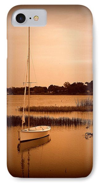 IPhone Case featuring the photograph Nostalgic Summer by Laurie Perry