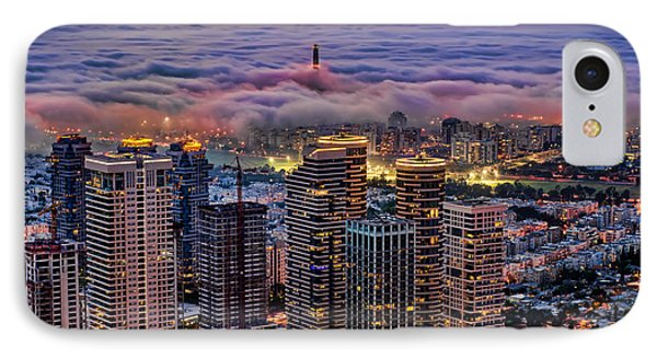 IPhone Case featuring the photograph Not Hong Kong by Ron Shoshani