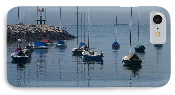 IPhone Case featuring the photograph Sail Boats  by Eunice Miller