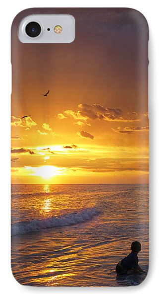 Not Yet - Sunset Art By Sharon Cummings IPhone 7 Case